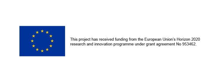 Grant agreement No 953462_Logo European Union